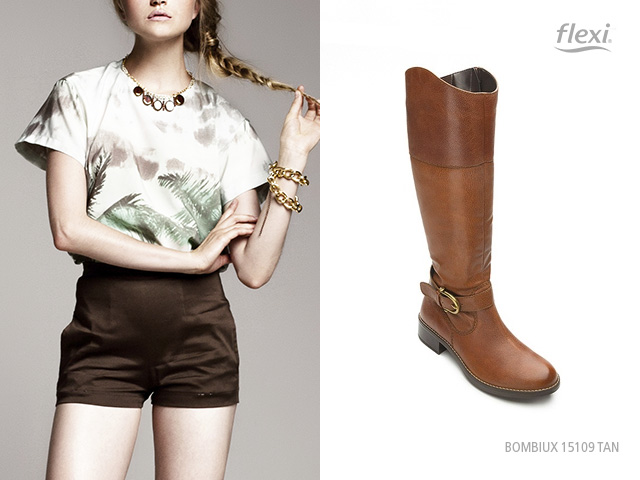 8ba00c65d5 5 ideas para usar botas altas - Blog Flexi