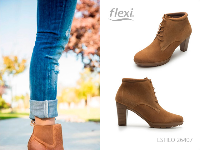 3 Ideas Para Combinar Botines Blog Flexi