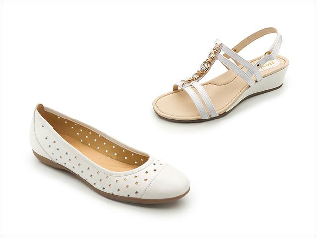 C mo limpiar zapatos blancos blog flexi for Cuarto de zapatos