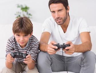 Las ventajas de ser un padre joven