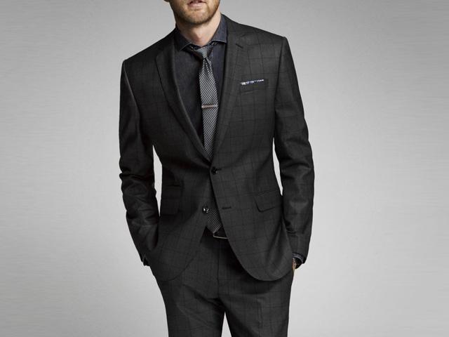 1e6afcb606 Qué zapatos usar con un traje negro - Blog Flexi