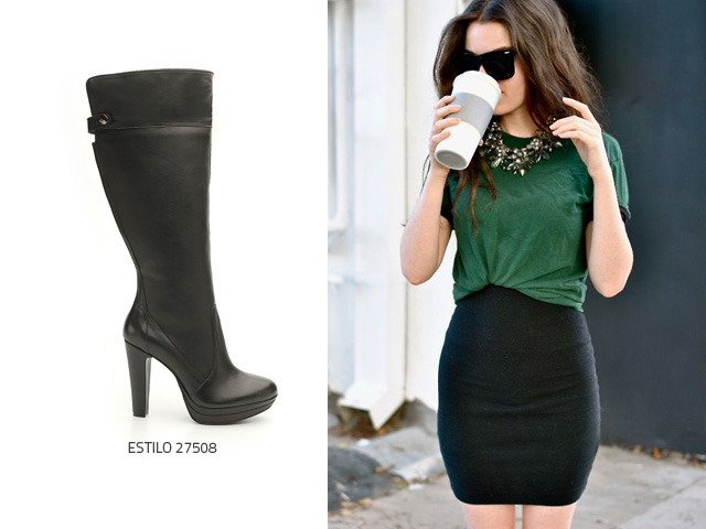 a33c73372c5 4 tipos de botas altas que debes de tener - Blog Flexi