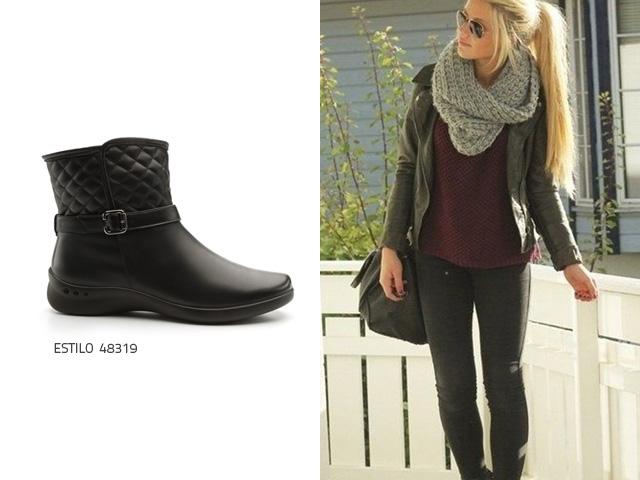 0fd54053 Tendencias: botas acojinadas - Blog Flexi