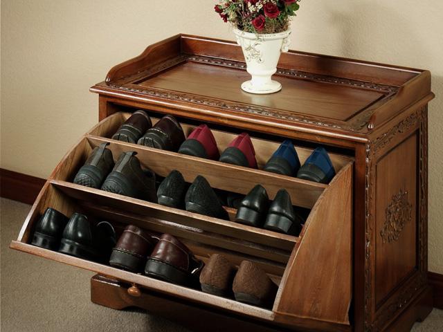 3 ideas para guardar tus zapatos blog flexi for Muebles para colocar zapatos