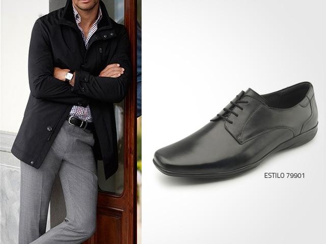 53610c8e9 3 colores de zapato que todo hombre debe de tener - Blog Flexi