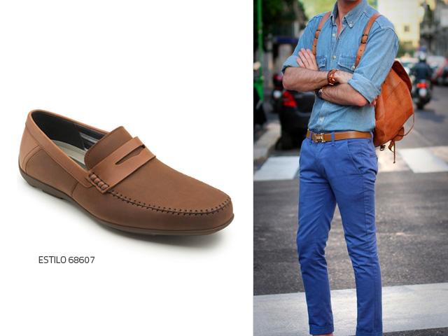 Flexi Usar Pantalones Blog Con Qué Zapatos Chinos Tipo LA54jR3