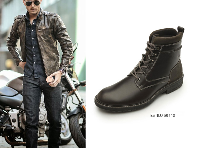 a6d894ae9499e 3 botas básicas para todo caballero - Blog Flexi