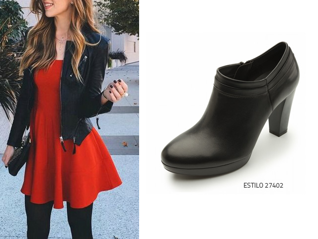 39cb0b09eb8ef Qué zapatos usar con un vestido rojo  - Blog Flexi