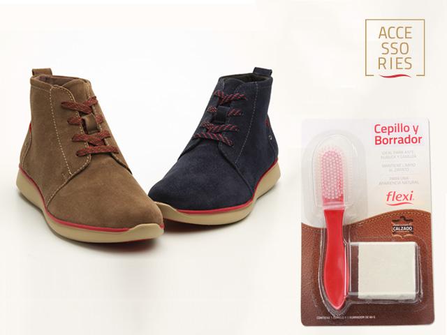 7740bb7b cepillo y borrador de gamuza. Categories. Cuidado y limpiezaTus Zapatos