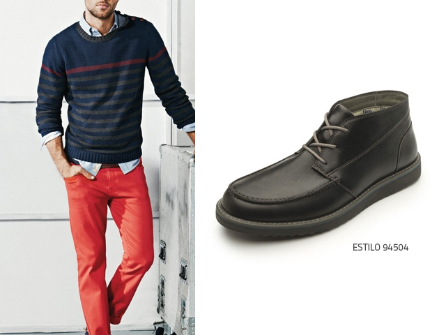 """Llevar Pantalones """"chinos""""Blog Con Tipo Flexi Qué Zapatos nOPk80w"""