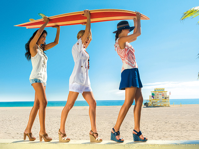 3 zapatos que tienes que llevar a la playa - Blog Flexi 6d44106dce13