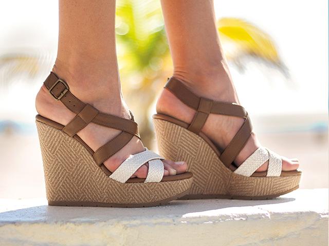 3 zapatos que tienes que llevar a la playa - Blog Flexi 37baeaec516b
