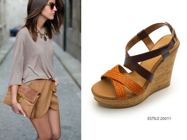Color Cómo Usar Flexi Zapatos NaranjaBlog 8nOv0yNwm
