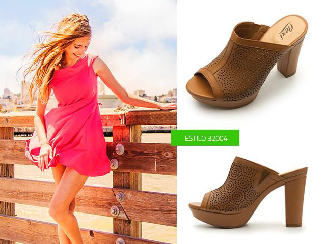 Zapatos negros Suecos para mujer IME5Vv