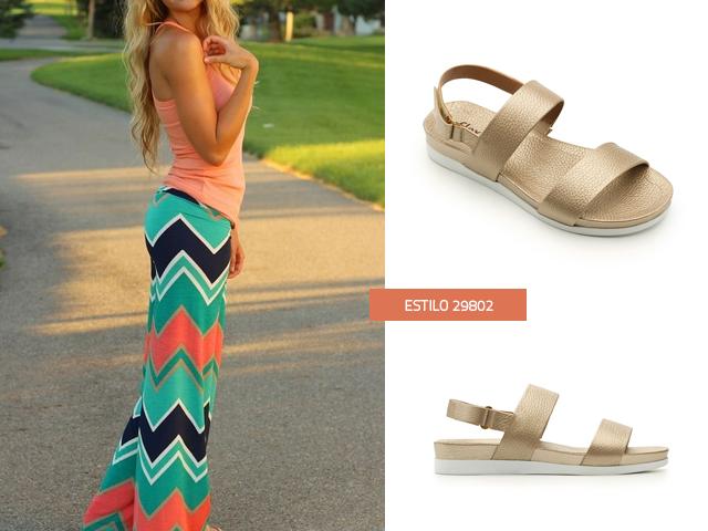 Que Zapatos Combinar Con Un Pantalon Palazzo Blog Flexi