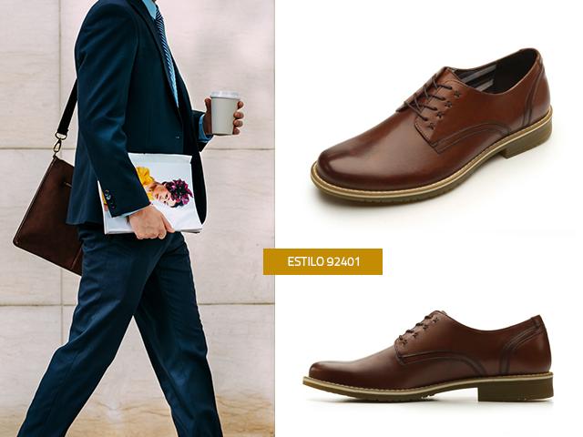 Los zapatos Oxford eran considerados como zapatos formales de vestir 1adf7bc7241