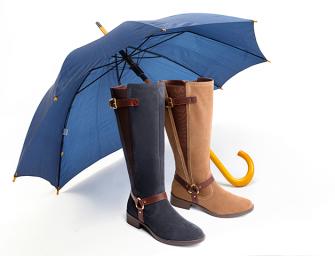 ¿Cómo cuidar tus botas en días de lluvia?