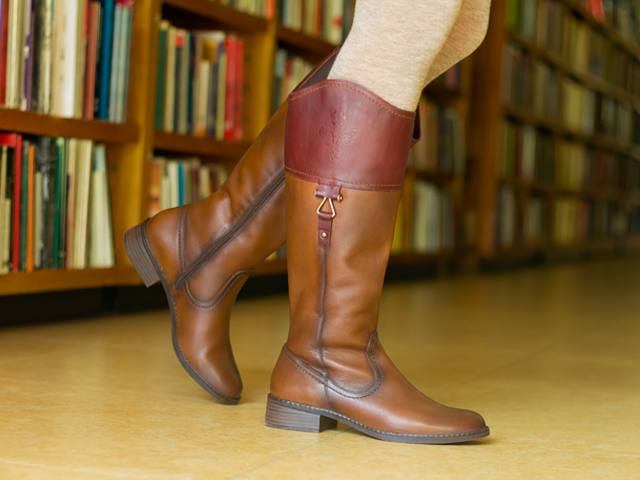 926d5daff3 ¿Cómo combinar tus botas hípicas con un estilo casual