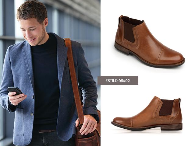 2fa2a4583d Cómo combinar botas estilo Chelsea  - Blog Flexi