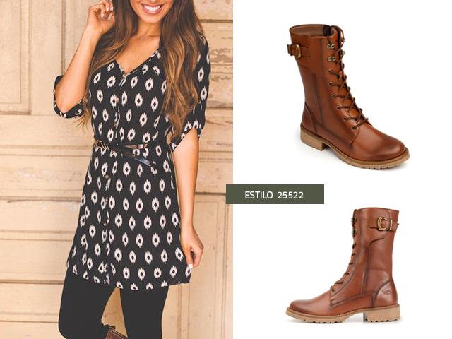 3 ideas de outfits para tus botas outdoor