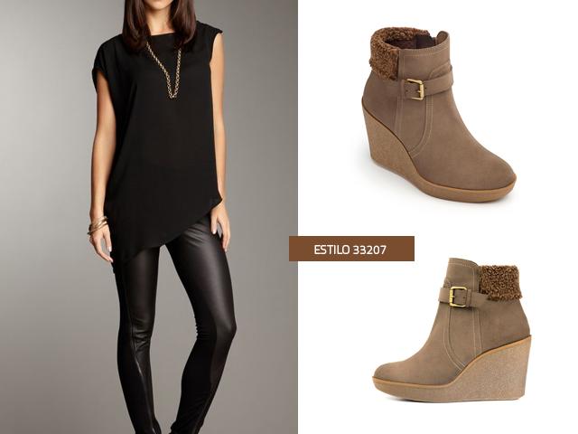 8daa2e548 pantalon-piel-negro-con-botines - Blog Flexi