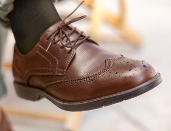 Cómo combinar zapatos oxford este otoño