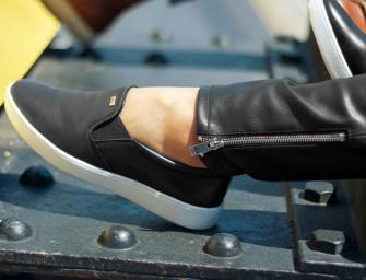 3 ideas de outfits para combinar tus sneakers con medias
