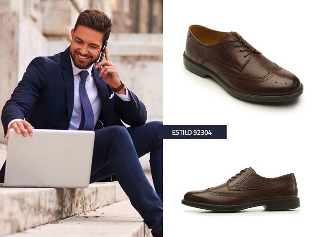 55abc3963e 3 colores básicos en zapatos de vestir - Blog Flexi