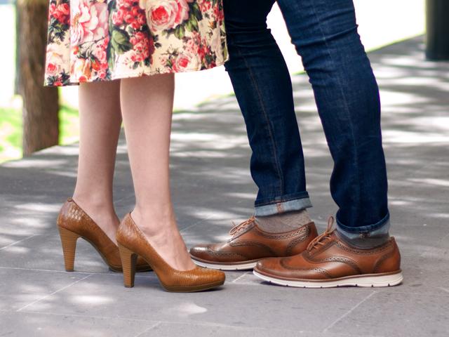 Los 3 colores clave en zapatos esta Primavera 2017
