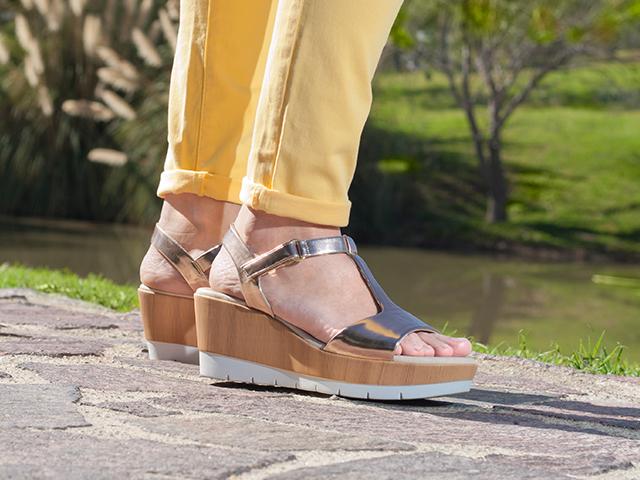 Color Blog Cómo Zapatos Tus Flexi Combinar Oro 8OyN0vnwPm