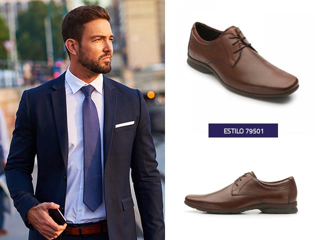 7 diferentes zapatos de vestir para hombre que te encantarán
