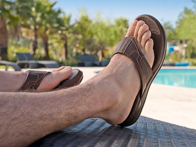 Zapatos de caballero ideales para llevar a la playa. Primavera2017Todo Flexi 4bc3692c88ad