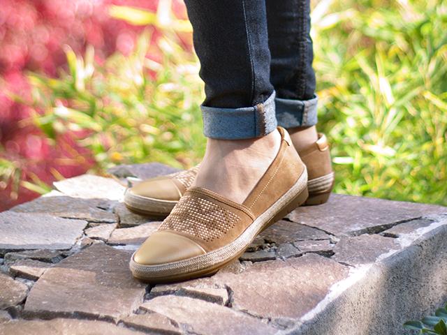 61e517b08fd 3 zapatos cómodos con la Plantilla Comfort Pad