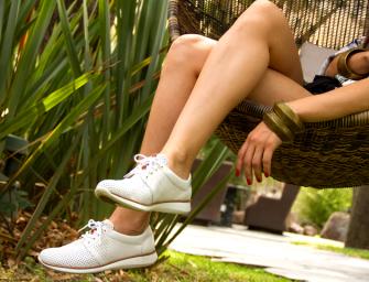 Zapatos blancos: Top 5 modelos del verano