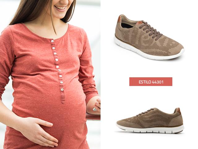 76cf92fc Quédate siempre a la moda con estos zapatos para embarazada - Blog Flexi