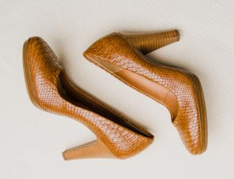 3 zapatos de tacón que resaltarán tu figura