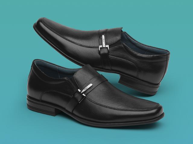 A veces sólo necesitas un detalle para destacar. zapatos de vestir con  hebilla 06ccf11859987