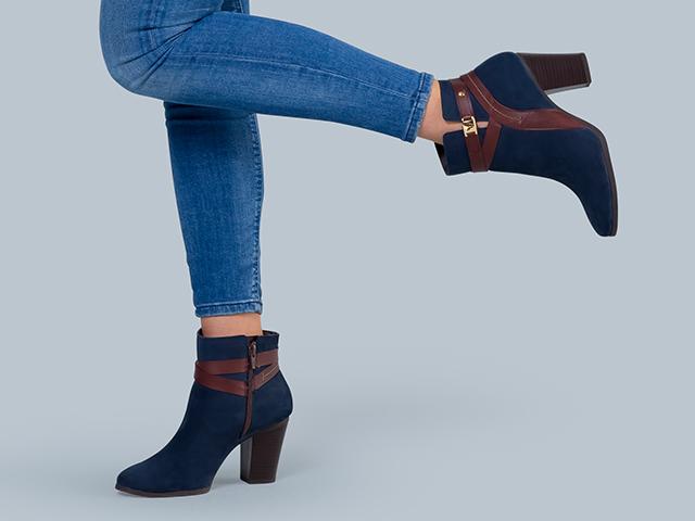 Los Colores Clave En Zapatos De Moda Para Otoño Invierno