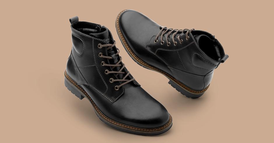 640050254aa 3 botas de hombre para crear un look industrial - Blog Flexi