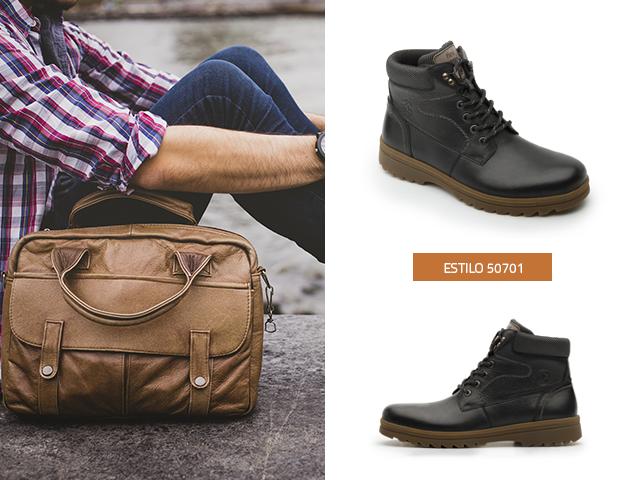 3 botas de hombre para crear un look industrial Blog Flexi