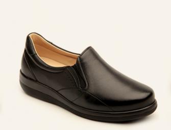 Nuevos zapatos para diabéticos Flexi