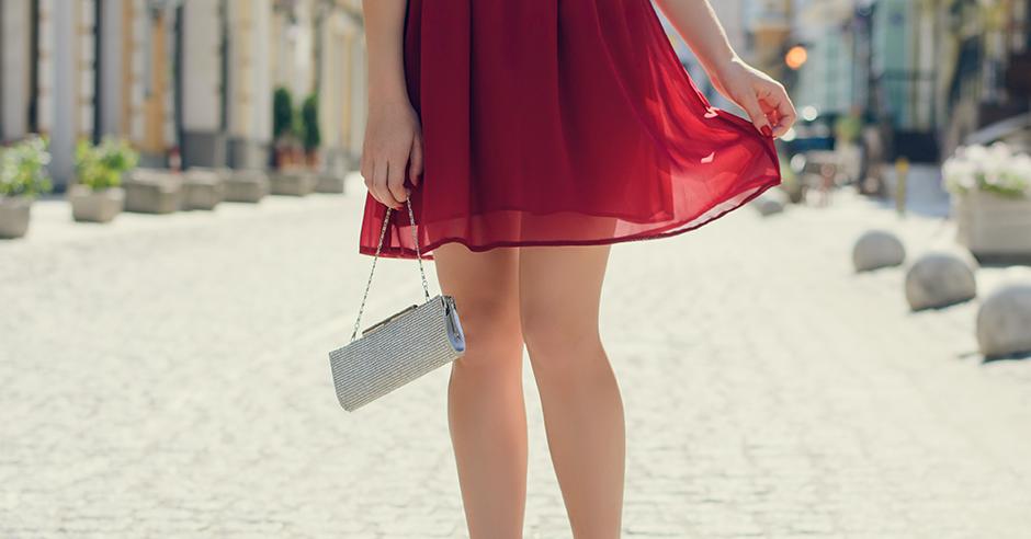 Qué Zapatos Usar Con Vestido Rojo Blog Flexi