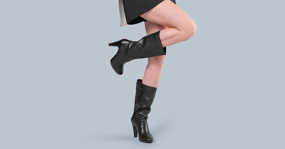 78edf554f3c Cómo combinar tus botas largas Flexi  3 outfits - Blog Flexi