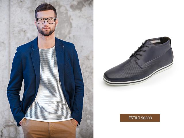Cómo Zapatos Blog Azul Combinar Flexi Color wv8Nmn0