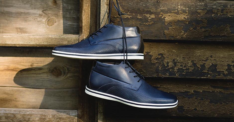 596dd55550 Cómo combinar zapatos color azul - Blog Flexi