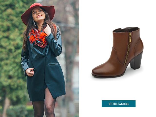 7f64977d8 Cómo combinar botas cafés con diferentes outfits  - Blog Flexi