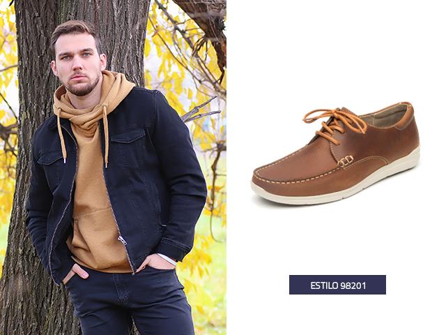f6eaedf3fd Si tu estilo va más allá de lo tradicional tienes que apostar por unos  zapatos casuales para hombre híbridos