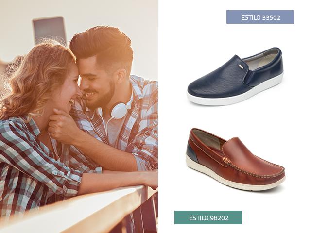 c1709a2a Top catálogo de zapatos online Flexi 2018: looks en pareja - Blog Flexi