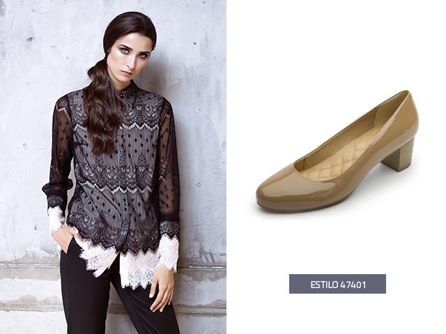 1a4bd9e82 Algo que caracteriza a los zapatos de charol y los hace perfectos para  darle un toque de estilo a tu atuendo es el efecto espejo que les da el  brillo que ...