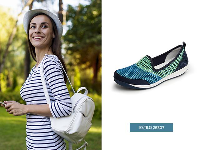 La combinación de tonos en éstos sneakers hará que tu imagen luzca renovada